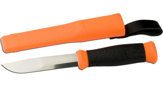 Morakniv 2000 Jakt och Fiskekniv Orange